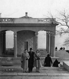 Одесса. В паре им. Шевченко. Ланжерон. 1961 г.