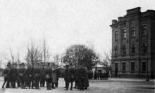 Одесская пехотная школа. 1930-е гг.
