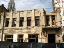 Одесса. Дом № 82 по Пантелеймоновской улице. Фото Ольги Литвиновой, апрель, 2014 г.