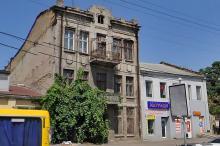 Одесса. Дом № 100 по ул. Пантелеймоновской. Фото Яндекс. 2010 г.