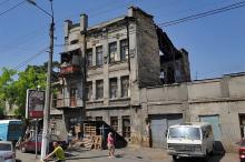 Одесса. Дома № 92 по ул. Пантелеймоновской. Фото Яндекс. 2010 г.