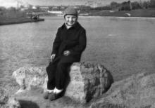 Одесса. В парке им. В.И. Ленина. Ноябрь, 1971 г.