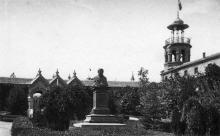 Одесса. Куяльницкий лиман. Памятник Андриевскому