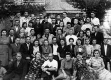 Курорт «Золотой берег». Одесса, 1949 г.