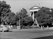 Одесса. Археологический музей. 1960-е гг.