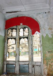 Здание РТО внутри. Март, 2015 г.