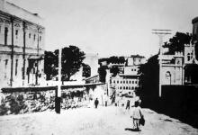 Ланжероновсккая, 1900-е годы
