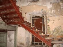 В здании бывшего Русского технического общества. Фото В. Баля. 2008 г.