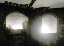 В здании бывшего РТО. Фото В. Баля. 2008 г.