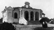 Детская дача работников Одесского института инженеров водного транспорта. 1932–1933 гг.