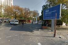 Одесса. Вход в Аркадию. Фото Гугл. Октябрь 2011 г.