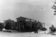 Одесский археологический музей. 1960-е гг.