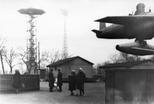 Одесса. В ЦПКиО им. Т.Г. Шевченко. 1960-е гг.