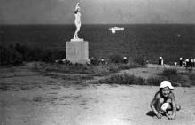 Одесса. Ланжерон. 1960-е гг.