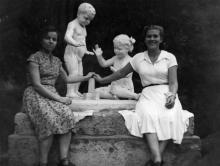 Одесса. Пионерский парк. 1951 г.