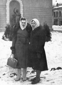 Одесса. На улице Ленина. 1960-е гг.