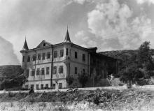 Одесса. Курорт Куяльник. 1954 г.