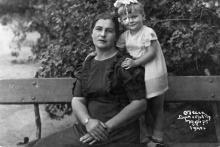 Одесса. Лермонтовский курорт. 1940 г.