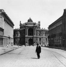 Городской театр. Одесса. 1910-е гг.