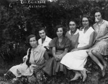 Сан. Хаджибей. Одесса. 1933 г.