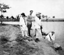 Одесса. На Куяльнике. 26 мая 1918 г.
