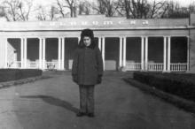 В парке «Победа». Одесса, 1970-е гг.