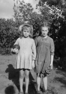 Курорт «Золотой берег». Одесса, 1950 г.