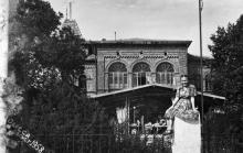 Санаторий «Пионерский». Одесса. 1958 г.