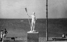 Одесса. Лузановка. 1930-е гг.