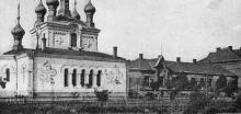 Никольский (трудолюбия) храм