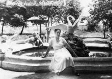 Одесса. Курорт «Отрада». 1958 г.