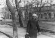 Одесса, улица Буденого, 38. 1975 г.