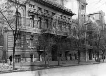 Одесса. Дом № 14 по ул. Энгельса. 1970-е гг.
