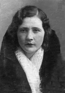 Полина Михайловна, 1931 г.