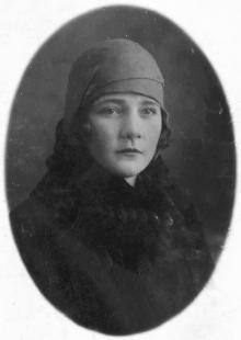 Полина Михайловна, 1929 г.