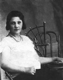 Полина Михайловна, 1930 г.
