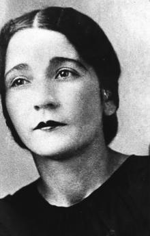 Полина Михайловна, 1940 г.