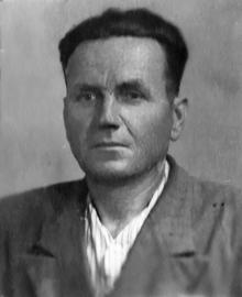 Иван Петрович Сенчиневич. 1955 г.