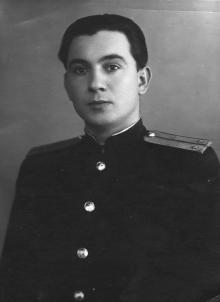 Иван Федорович Демьянов. 23 января 1956 года