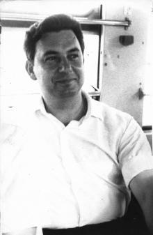 И.Ф. Демьянов. 1973 г.