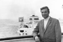 Иван Федорович Демьянов. 1975 г.