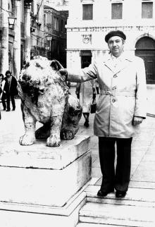 И.Ф. Демьянов за границей. 1978 г.