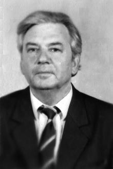 И.Ф. Демьянов после выхода на пенсию. 1991 г.