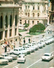 Улица Ленина (Ришельевская), 1975 г.