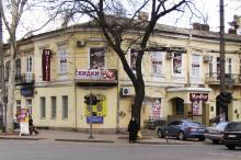 Бывш. дом Трушевского. 2011 г.