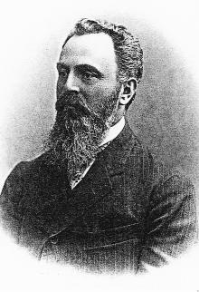 Профессор Яков Владимирович Зильберберг. Начало 1900-х гг.