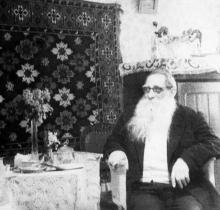 С.А. Бабаджан. Одесса, 1962 г.