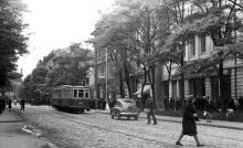 Улица Ленина (Ришельевская), 1957 г.