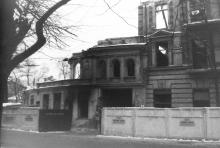 Одесса. Во время сноса круглого дома. Фото Сергея Осташко