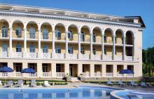 Отель «Палас Дель Мар». Фотография в брошюре «Гостиницы Одессы». 2005 г.